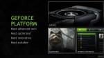 geforce platform most advanced tech most