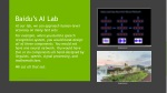 baidu s ai lab at our lab we can approach human
