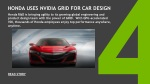 honda uses nvidia grid for car design honda