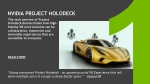 nvidia project holodeck the tech preview