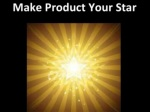 make product your star star