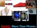 mobile more than phones