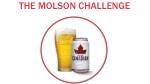 the molson challenge
