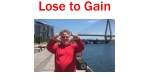 lose to gain