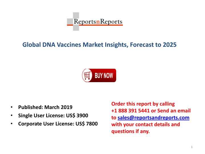 global dna vaccines market insights forecast n.