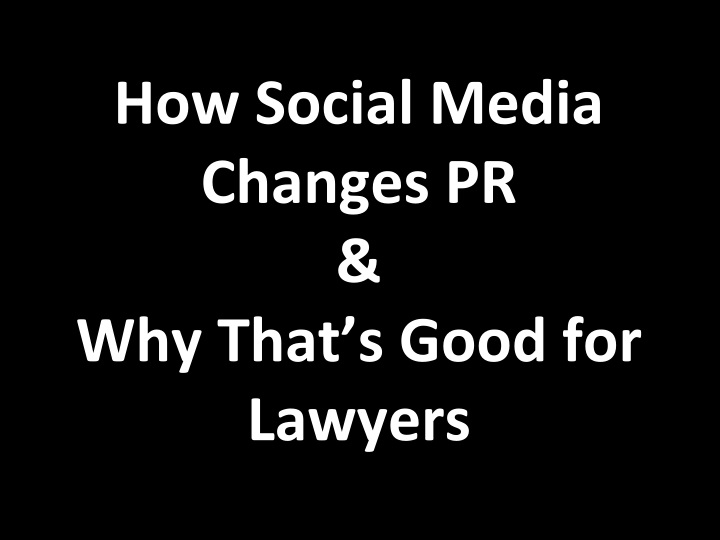 how social media changes pr why that s good n.