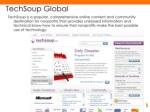 techsoup global ul li techsoup is a popular