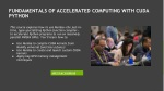 fundamentals of accelerated computing with cuda