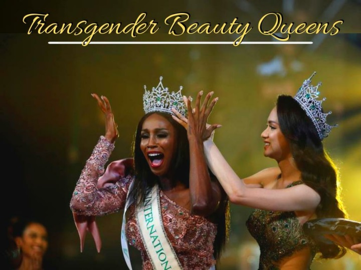 transgender beauty queens n.
