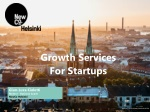 growth services for startups