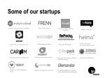 some of our startups