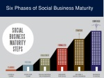 six phases of social business maturity