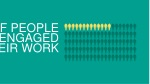 of people are engaged in their work