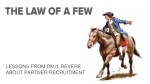 lessons from paul revere about partner recruitment