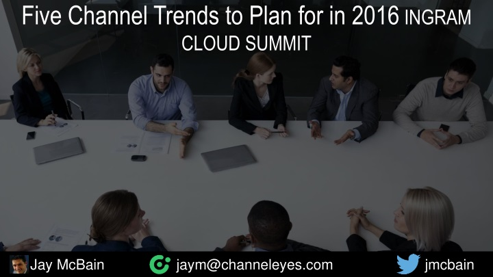 five channel trends to plan for in 2016 ingram n.