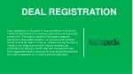 deal registration 1