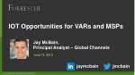 iot opportunities for vars and msps