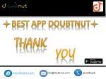 best app doubtnut