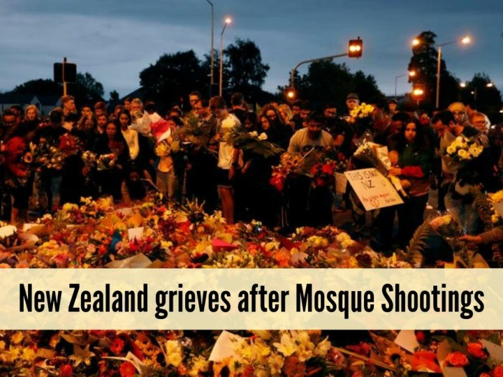 new zealand grieves after mosque shootings n.