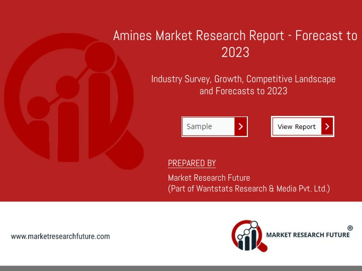 amines market research report forecast to 2023 n.