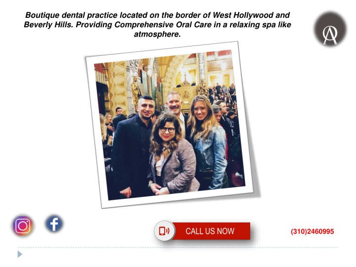 boutique dental practice located on the border n.