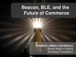 beacon ble and the future of commerce