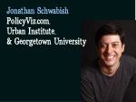 jonathan schwabish policyviz com urban institute