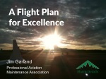 a flight plan for excellence