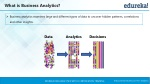 what is business analytics 1