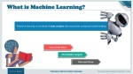 what is machine learning what is machine learning