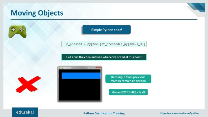 PPT - PyGame Tutorial | PyGame Python Tutorial For Beginners