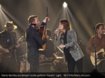 dierks bentley and brandi carlile perform