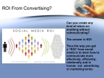 roi from convertising