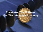 these are the 10 rules for the intangible economy