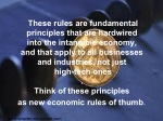 these rules are fundamental principles that