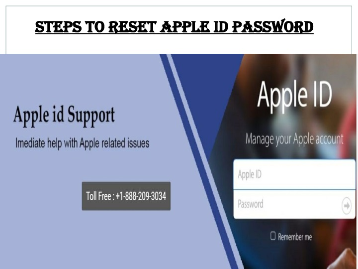 steps to reset apple id password steps to reset n.