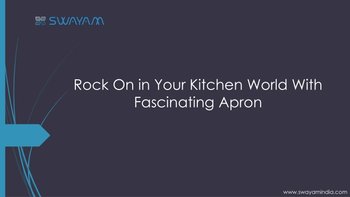 rock on in your kitchen world with fascinating apron n.