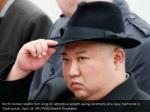 north korean leader kim jong un attends a wreath