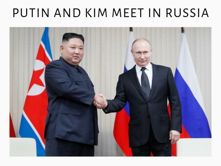 putin and kim meet in russia n.