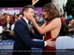 cast members jeremy renner and cobie smulders
