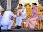 vajiralongkorn has previously been married