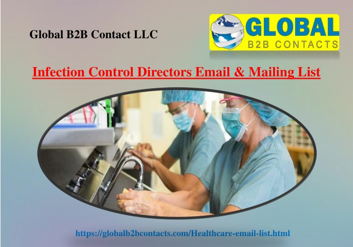infection control directors email mailing list n.