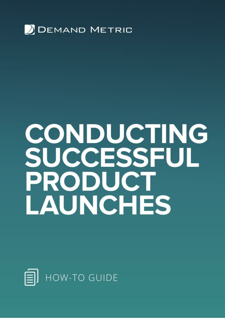 conducting successful product launches n.