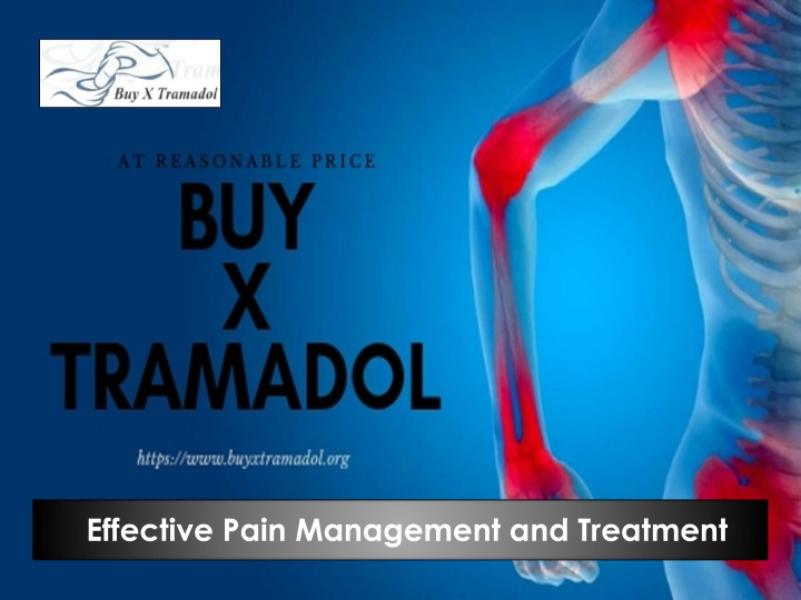 effective pain management and treatment n.