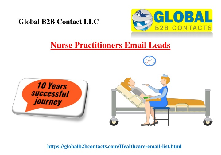 nurse practitioners email leads n.