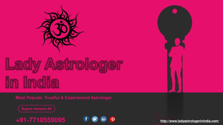 lady astrologer in india n.