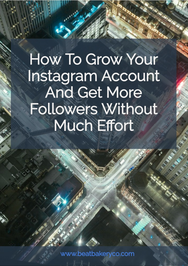 how to grow your how to grow your instagram n.