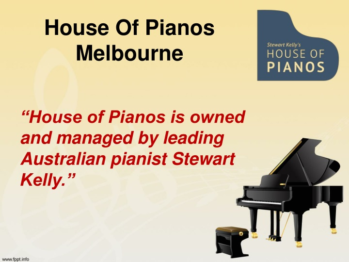 house of pianos melbourne n.