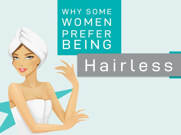 why some women prefer being hairless n.