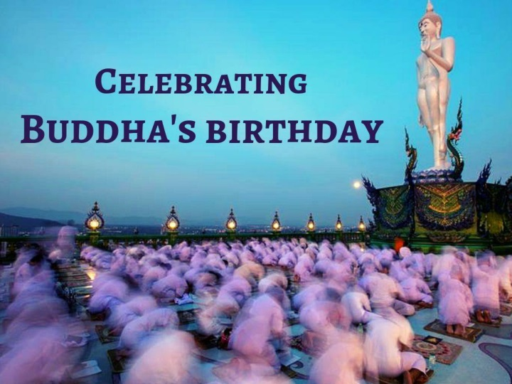 celebrating buddha s birthday n.